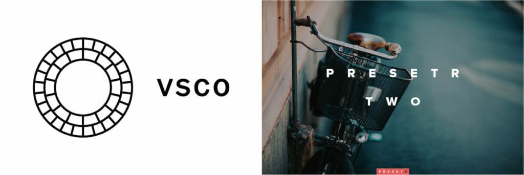 Lightroom VSCO PRESETR TWO PC 比較 フィルムシミュレーション