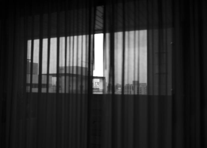 LEICA M monochrom Distagon 35mm f1.4 zm 窓