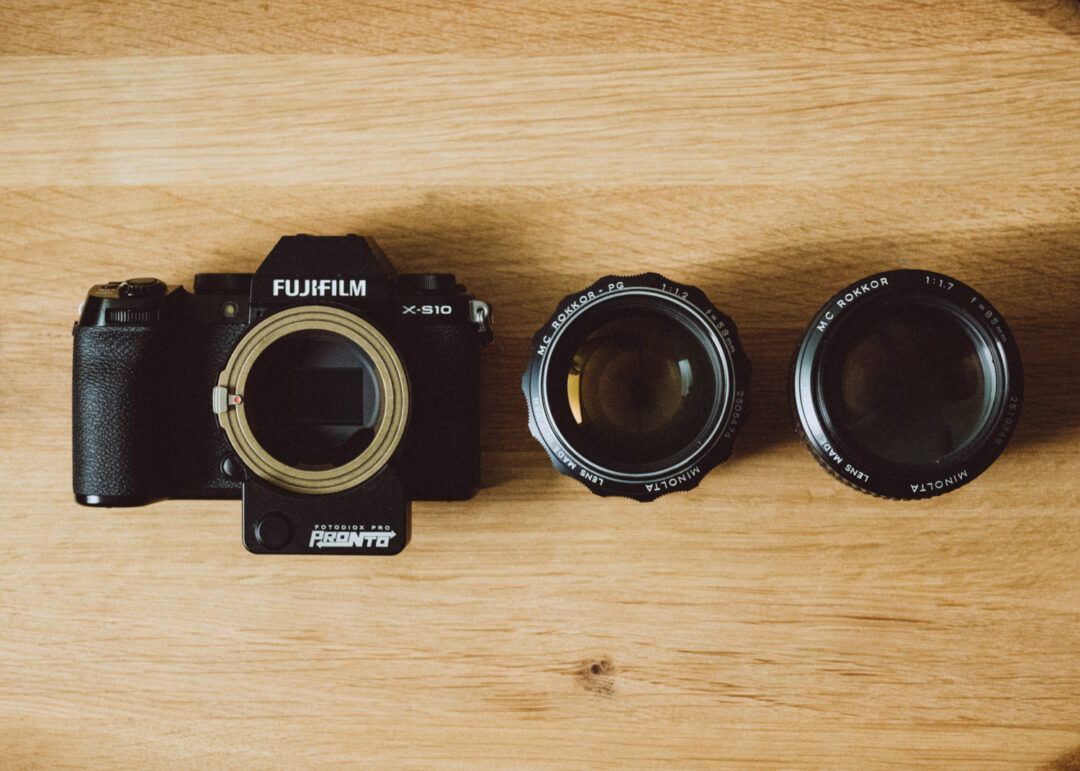 fujifilm x-s10 rokkor 58mm  f1.2 85mm f1.7 オールドレンズ ミノルタ ロッコール MINOLTA レビュー review フジフィルム