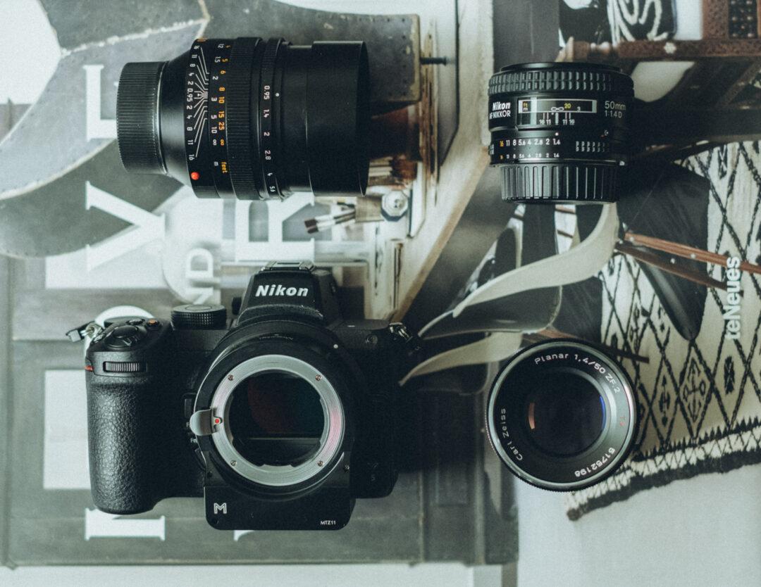 nikon z5 planar 50mm f1.4 ZF.2 Ai AF NIKKOR 50mm f1.4D noctilux 50mm f0.95 asph. レビュー 作例 オールドレンズ