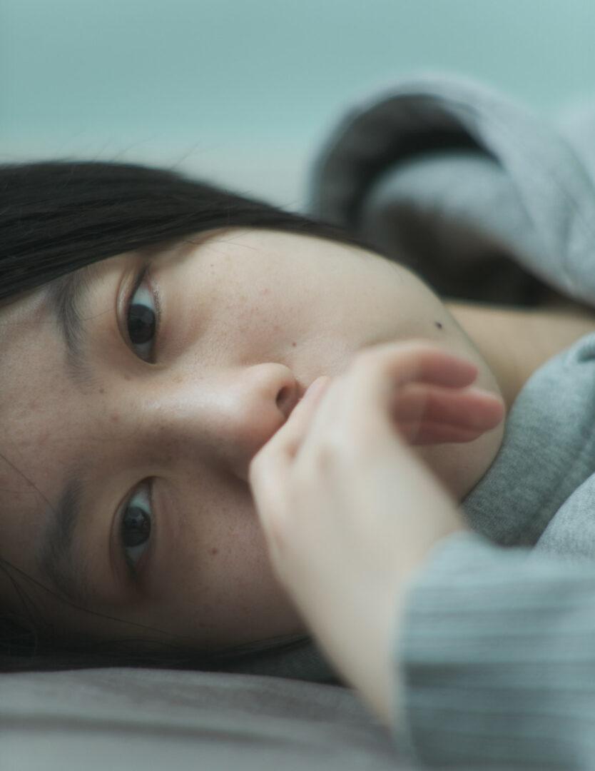 fujifilm x-s10 rokkor 58mm f1.2 オールドレンズ ミノルタ ロッコール MINOLTA レビュー review ポートレート 作例