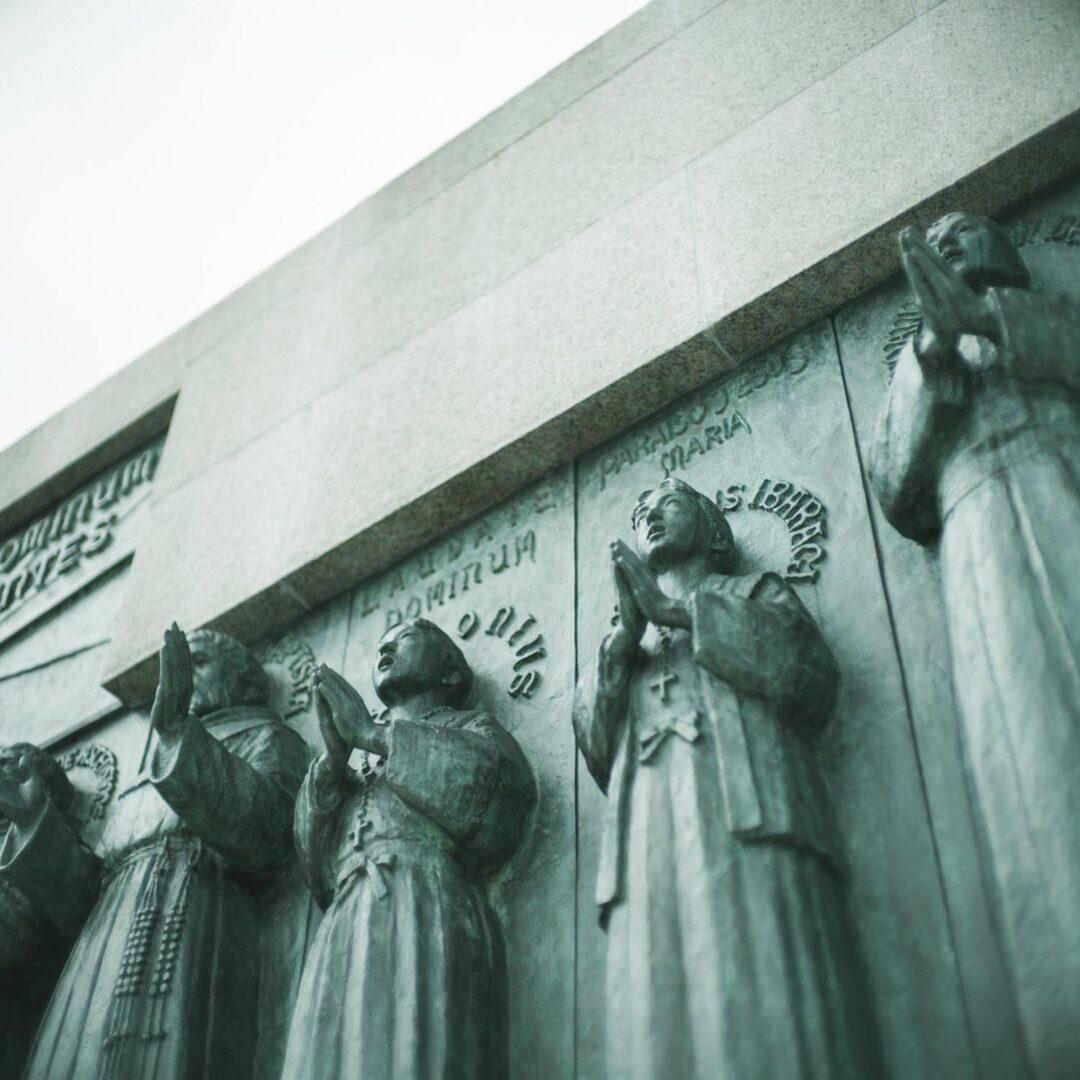 gfx 100s fujifilm フジ 富士フィルム noctilux 50 0.95 asph ノクチ ノクティルックス  leica ライカ 作例 レビュー 二十六聖人殉教地 日本二十六人記念館